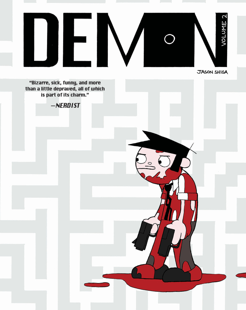 DEMON : VOLUME 2