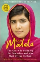 I AM MALALA, THE GIRL WHO STOOD UP FOR EDUCATION AND WAS SHOT BY THE TALIBANS