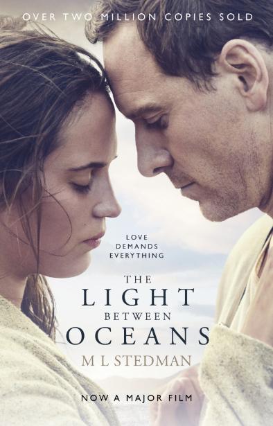 THE LIGHT BETWEEN OCEANS (FILM TIE IN)
