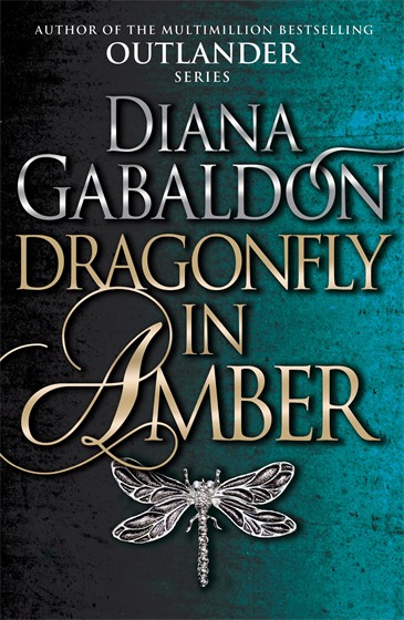 DRAGONFLY IN AMBER (OUTLANDER 2)