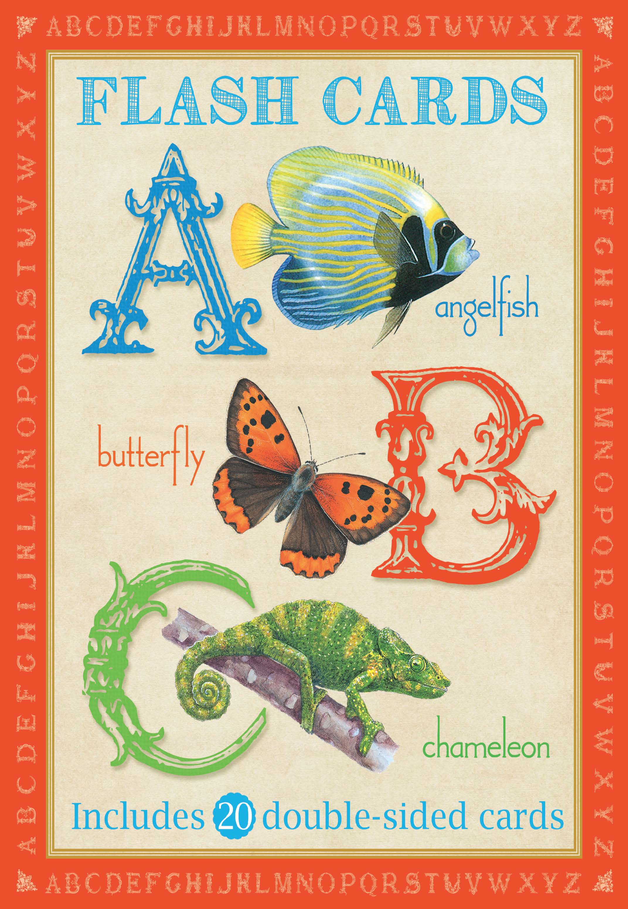 ANIMAL FLASHCARDS: ABC