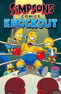 SIMPSONS COMICS : KNOCKOUT