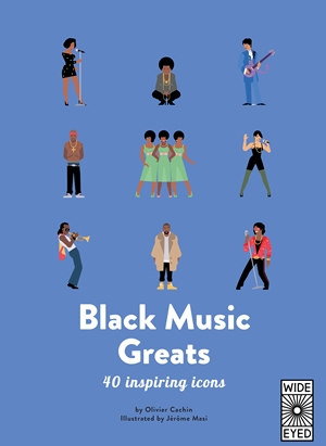 BLACK MUSIC GREATS
