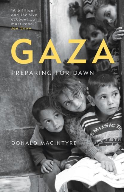 GAZA : PREPARING FOR DAWN