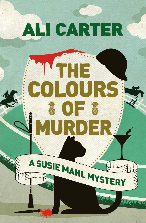 THE COLOURS OF MURDER : A SUSIE MAHL MYSTERY