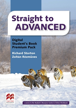 STRAIGHT TO ADVANCED DIGITAL STUDENT'S BOOK PREMIUM PACK