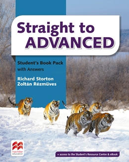 STRAIGHT TO ADVANCED STUDENT'S BOOK WITH ANSWERS PACK