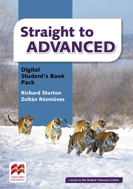 STRAIGHT TO ADVANCED DIGITAL STUDENT'S BOOK PACK