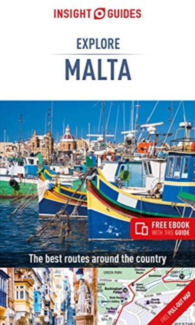 INSIGHT GUIDES EXPLORE MALTA (TRAVEL GUIDE WITH FREE EBOOK)