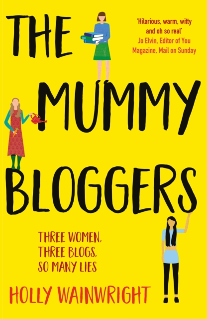 THE MUMMY BLOGGERS