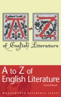 A TO Z TO ENGLISH LITERATURE