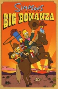THE SIMPSONS: SIMPSONS COMICS BIG BONANZA