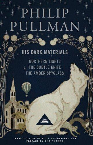 HIS DARK MATERIALS : INCLUDING ALL THREE NOVELS: NORTHERN LIGHT, THE SUBTLE KNIFE AND THE AMBER SPYG