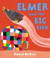 ELMER AND THE BIG BIRD (ELMER #32)