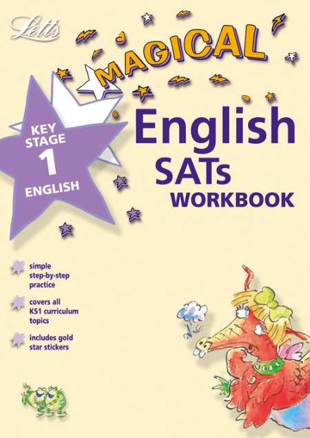 MAGICAL ENGLISH SATS WORKBOOK KS1