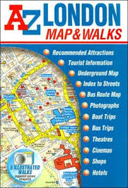 AZ LONDON MAPS AND WALKS