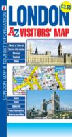 LONDON : A-Z VISITORS MAP
