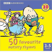 CD - 50 FAVOURITE NURSERY RHYMES