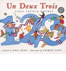 UN DEUX TROIS & CD: FIRST FRENCH RHYMES