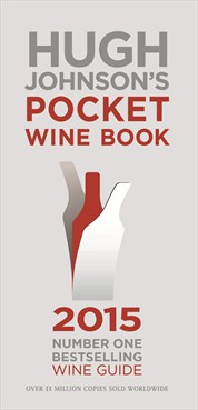 HUGH JOHNSON'S POCKET WINE BOOK 2015