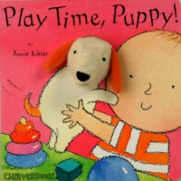 PLAY TIME, PUPPY  !