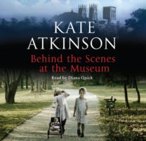 AUDIOBOOK - BEHIND THE SCENES AT THE MUSEUM
