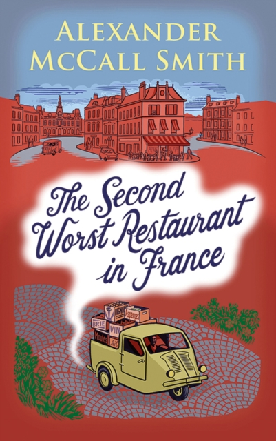 THE SECOND WORST RESTAURANT IN FRANCE