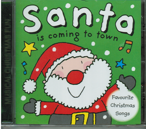CD - SANTA IS COMING TO TOWN