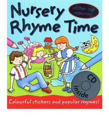 NURSERY RHYME TIME & CD