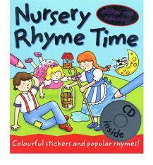 NURSERY RHYME TIME & CD