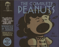 COMPLETE PEANUTS VOLUME 2: 1953 TO 1954