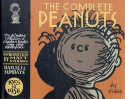 COMPLETE PEANUTS 1955 TO 1956