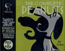 COMPLETE PEANUTS VOL. 4: 1957 TO 1958
