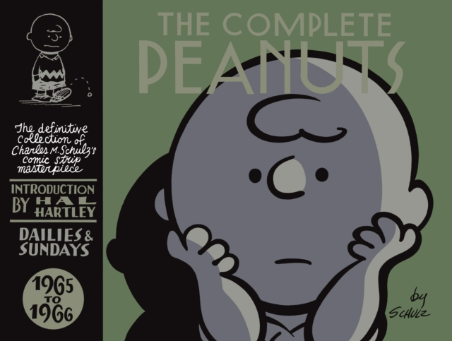 THE COMPLETE PEANUTS 1965-1966 : VOLUME 8
