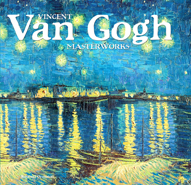 VAN GOGH : A LIFE IN LETTERS & ART