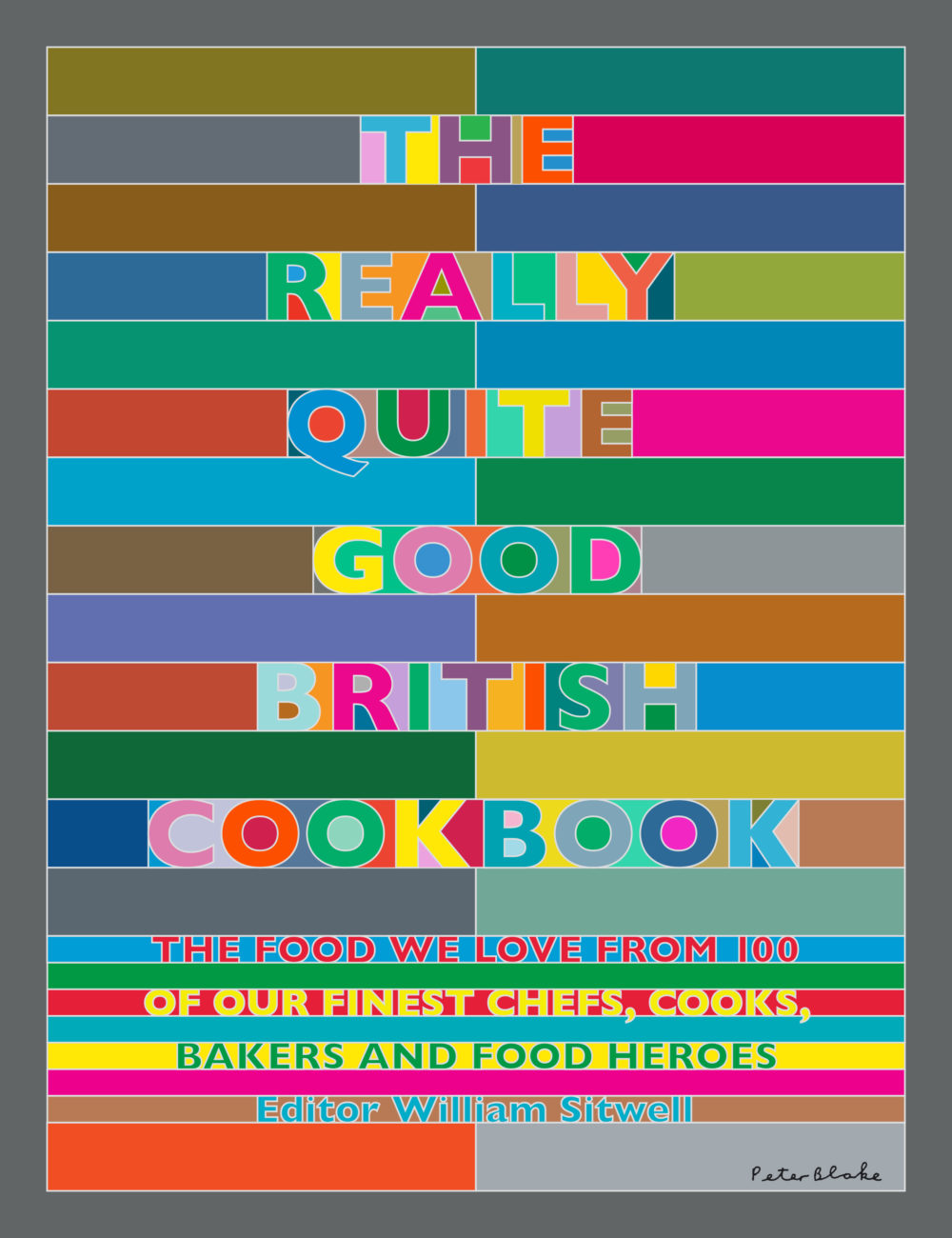 REALLY QUITE GOOD BRITISH COOKBOOK, THE