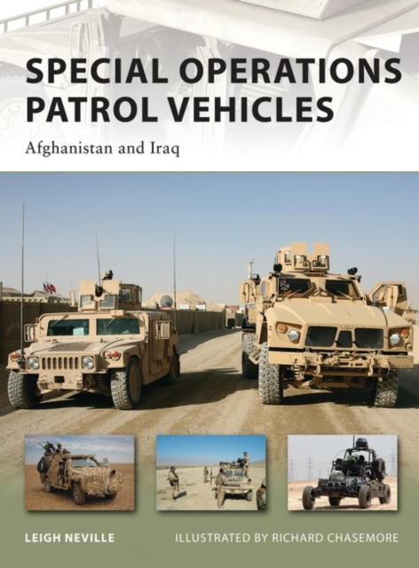 SPECIAL OPERATIONS PATROL VEHICLES : AFGHANISTAN AND IRAQ