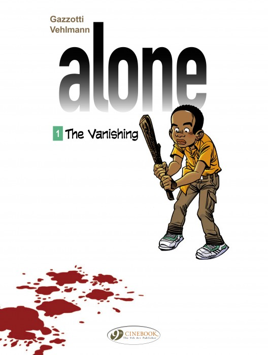 ALONE : VANISHING V. 1