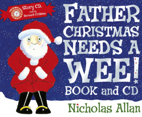 FATHER CHRISTMAS NEEDS A WEE & AUDIO CD