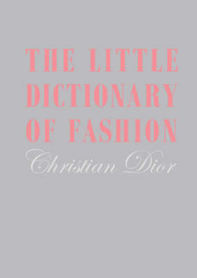LITTLE FASHION DICTIONARY, THE