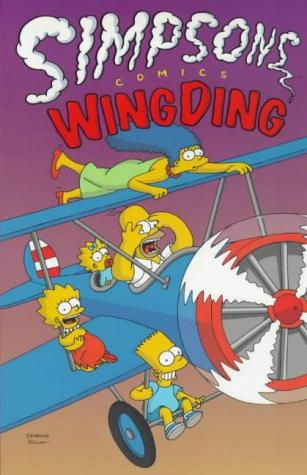 SIMPSONS COMICS - WINGDING