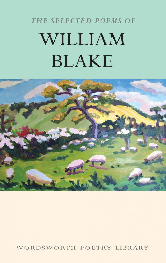 SELECTED POEMS OF WILLIAM BLAKE, THE