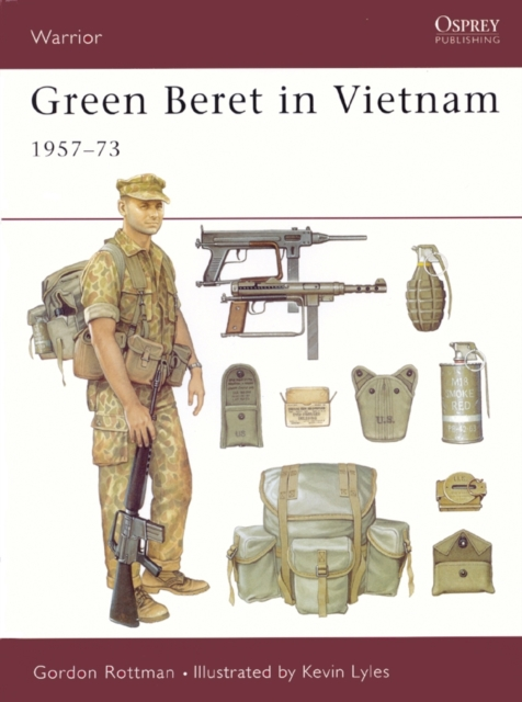 GREEN BERET IN VIETNAM : 28