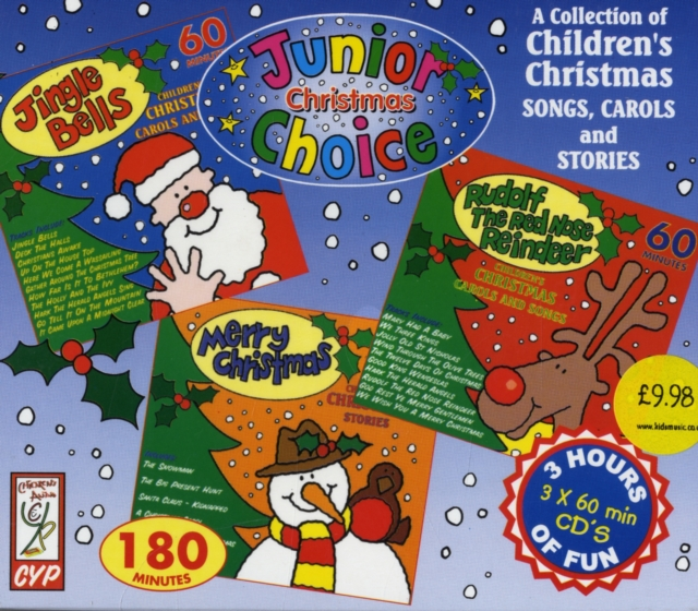JUNIOR CHOICE GOLD CHRISTMAS