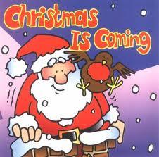 CD - CHRISTMAS IS COMING