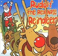 CD-RUDOLF THE RED NOSE REINDER