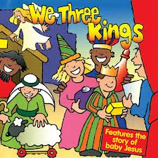 CD - WE THREE KINGS