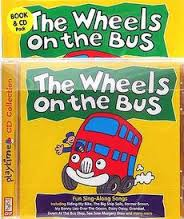 THE WHEELS ON THE BUS CD & BOOK