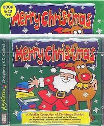 MERRY CHRISTMAS BOOK +CD