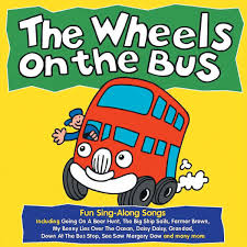 CD - THE WHEELS ON THE BUS
